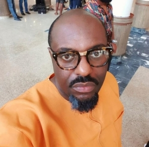 Checkout Actor Jim Iyke Looks As He Goes Bald For A New Movie Role (Photos)